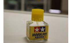 87102 Mark Fit жидкость для декалей Tamiya