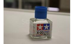 X-20 40мл. Растворитель для эмали Tamiya
