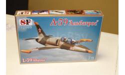 Самолет Л-39 7203 1:72 Южный фронт