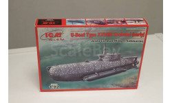 Германская подводная лодка 'Zeehund', тип XXIIB  S.006 1:72 ICM