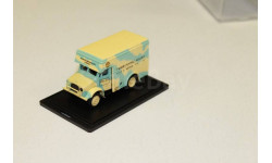 Bedford OX 30cwt Van Food Flying Squad 1940  1:72 OXFORD