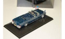 LINCOLN Continental Limousine SS-100-X президента США Джона Кеннеди 1963   1 :43 Norev