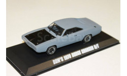 DODGE Charger R/T 1970 'Fast & Furious:Fast Five' 1:43 GREENLIGHT1:43 GREENLIGHT, масштабная модель, 1/43, Greenlight Collectibles
