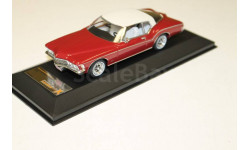 BUICK RIVIERA Coupe 1971 Red With White Roof 1:43 PREMIUM X