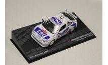RENAULT MEGANE MAXI P.Andreucci S.Fedeli Rally Sanremo 19971:43 ALTAYA, масштабная модель, Peugeot