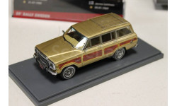JEEP GRAND WAGONEER 1979 Gold  1:43 NEO, масштабная модель, 1/43, Neo Scale Models, Aston Martin