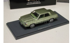 DODGE Aries K-Car 1983 Green Metallic   1:43 NEO, масштабная модель, 1/43, Neo Scale Models, Aston Martin