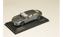 LAMBORGHINI Estoque 2008 Metallic Grey  1:43 WHITEBOX