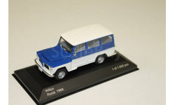 WILLYS Rural 4х4 1968 Blue/White 1:43 WHITEBOX