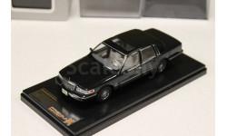 LINCOLN TOWN CAR 1996 Black 1:43 PREMIUM X, фототравление, декали, краски, материалы, 1/43
