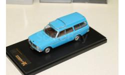 VOLVO 145 Express 1965 Light Blue 1:43 PREMIUM X, фототравление, декали, краски, материалы, 1/43