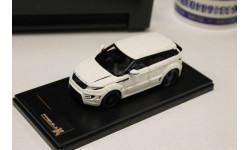 RANGE ROVER EVOQUE тюнинг by ONYX 2012 White 1:43 PREMIUM X, масштабная модель, 1/43, Dodge