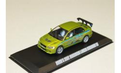 MITSUBISHI Lancer Evo VII 2002 '2 Fast & 2 Furious' (из к/ф'Двойной Форсаж') 1:43 GREENLIGHT