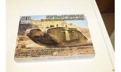 72004 Британский танк MK I 'Самка', специальная модификация для Сектора Газа 1:72 Masterbox