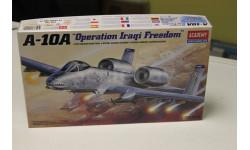 12402   самолет  A-10  'Тандерболт' II в Ираке  1:72 Academy