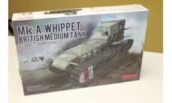 TS-021 BRITISH MEDIUM TANK Mk.A WHIPPET 1:35 Meng