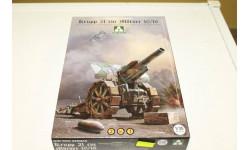 2032Т Гаубица Krupp 21 cм Mörser 10/16 ( 2 в 1) 1:35 Tacom, сборные модели бронетехники, танков, бтт, 1/35