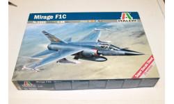 2695 Mirage F1C + смоляная кабина Neomega 1:48 Italeri, сборные модели авиации, 1/48, Italieri