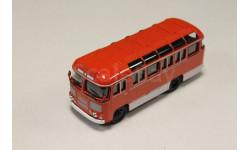 ПАЗ-672М красный 1:43 Советский автобус
