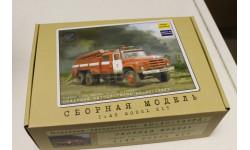 Пожарная цистерна АЦ-40 (133ГЯ), 1959 г. 1:43 Автомобиль в деталях