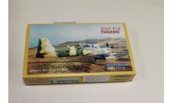 Самолет Тукано 1002 1:72 Южный фронт