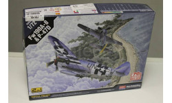 12513  P-47D & FW190A-8 'Annv.70 Normandy Invasion 1944 1:72 Academy