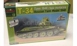 3511 Танк Т-34/76 вып. 1940 1:35 Макет
