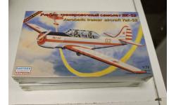 72147 Як-52 Спортивный самолет 1:72 Восточный Экспресс