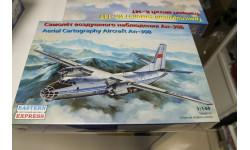 14472 Самолет воздушного наблюдения Ан-30Б 1:144 Восточный Экспресс