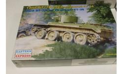 35114 БТ-7А артиллерийский танк 1:35 Восточный Экспресс