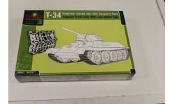 3540 Немецкий танк PzKpfw 38t Ausf G (Прага) 1:35 Макет