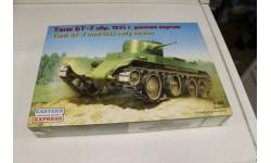 35108 Легкий танк БТ-7 обр.1935 ранняя версия 1:35 Восточный Экспресс