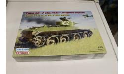 35109 Легкий танк БТ-7 обр.1935 поздняя версия 1:35 Восточный Экспресс