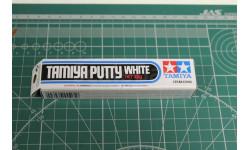87095 Tamiya Putty (Basic Type) шпаклевка белая 32гр Tamiya