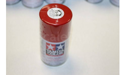 TS-18 Metallic Red (Красная металлик) краска-спрей 100 мл. Tamiya, фототравление, декали, краски, материалы