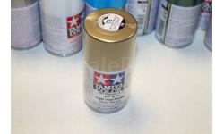 TS Light Sand Metallic краска спрей 100 мл. Tamiya, фототравление, декали, краски, материалы
