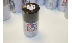 TS-40 Metallic Black (Черная металлик) краска 100м Tamiya, фототравление, декали, краски, материалы