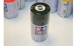 TS-9 British Green (Английская зеленая) краска-спр 100 мл. Tamiya, фототравление, декали, краски, материалы