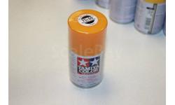 TS-56 Brilliant Orange сверкающ.оранжевая краска спрей Tamiya