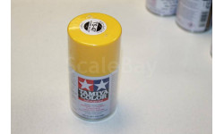 TS-47 Chrome Yellow - краска-спрей в баллон.100мл. Tamiya