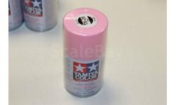 TS-25 Pink (Розовая) краска-спрей в баллон. 100мл.  Tamiya, фототравление, декали, краски, материалы