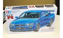 24210 Nissan Skyline GT-R V-spec R34 1:24 Tamiya