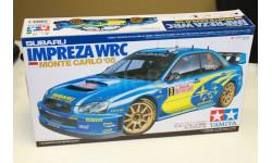 24281  Impreza WRC Monte Carlo '05 1:24 Tamiya