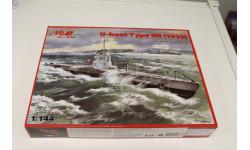 S.009 Германская подводная лодка  2 МВ U-Boat Type II В 1:44 ICM
