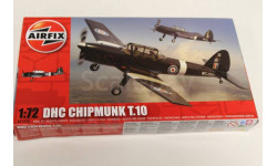 01054 HD Chipmunk 1:72 Airfix