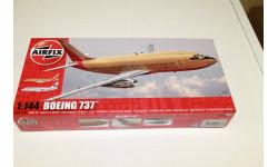 4178А  Самолет Boeing 737 1:144 Airfix, сборные модели авиации, 1/144
