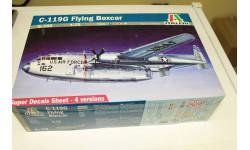 146ИТ C-119G Flying Boxcar 1:72 Italeri
