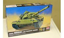 13271 танк M60A1  1:35 Academy, сборные модели бронетехники, танков, бтт, 1/35