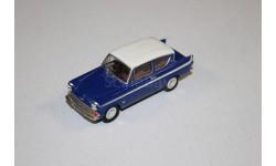 Ford Anglia без коробки 1:43 Cararama
