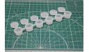 1571 Баночка для хранения и колеровки краски 2,5 мл герметичная крышка набор 6 шт  JAS Возможен обмен, инструменты для моделизма, расходные материалы для моделизма
